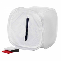 Tent Cube Only 40cm x 40cm Circular Model with removable front cover.
