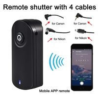 PLAYSHUTTER Wireless Remote Shutter Release for Sony