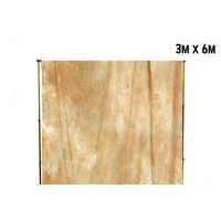 Backdrop Background Brown/Orange Cloud Effect Muslin 3m x 6m