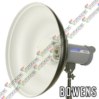60cm Silver Beauty Dish for Bowens Mount Flash Heads