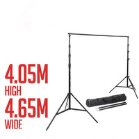 Background Backdrop Stand 4.05m (H) x 4.65 (W) Heavy Duty Large