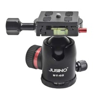 Jusino BT-02 34mm Diameter Ball-Head