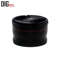 DIGPRO 58mm 0.45x Wide Angle/Macro Lens Converter