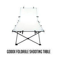 Godox FT100 Shooting Table for product photography Large 1m x 2m Quick Set up