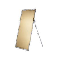 1m x 2m Scrim Panel 5in1 Kit Diffusor Reflector For Photo Video