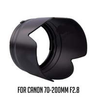 Haida HDET-87 Lens Hood For Canon Lens EF 70-200mm f/2.8L IS II USM