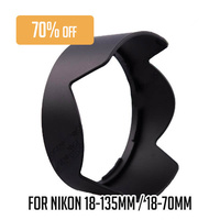 Haida HDHB-32 Lens Hood For Nikon Lens 18-135mm DX