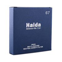 HD2012 Haida (PRO II) ND0.9 3-Stop Neutral Density 67mm