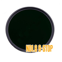 HD2013 Haida (PRO II) ND1.8 6-Stop Neutral Density from 58mm