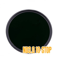 HD2014 Haida (PRO II) ND3.0 10-Stop Neutral Density from 58mm