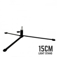 Floor Stand 15cm for Studio Lights