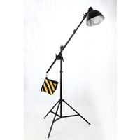 Photography Reflector Lamp with Boom Arm Stand