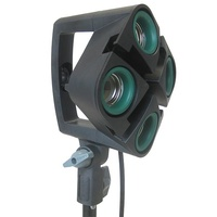 Linco 4-Head Light Holder Only