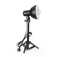 "85W 11"" (28cm) Reflector Head with 40cm Light Stand"