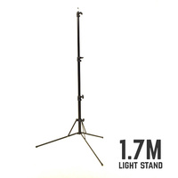 Portable Professional Studio Lighting Stand - 1.7m