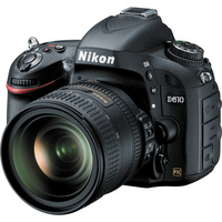 Nikon DSLR D610 DSLR Camera with 24-85mm Lens (Import)