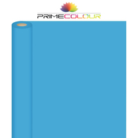 PrimeColour Baby Blue Photography Paper Roll Backdrop 2.72m x 10m