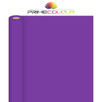 PrimeColour Purple Photography Paper Roll Backdrop 2.72m x 10m
