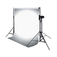 Translum Background 1.5 x 3m Semi Translucent Backdrop Backgraound for Product Photography Roll