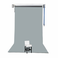 Savage Slate Grey Photography Paper Roll Backdrop 2.72m x 11m