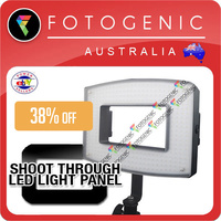Oblong LED Shoot Through Light Panel New Beauty 2018 300 LED