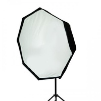Collapsible Octagon Soft Box 120cm