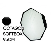 Collapsible Octagon Soft Box 95cm