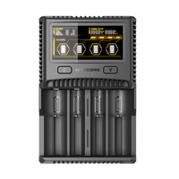Nitecore SC4 4 slot Battery Charger