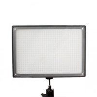 Menik Portable 600 LED Lighting Panel with F550 Batteries