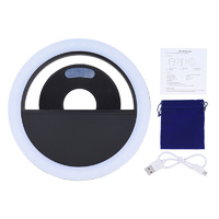 LED Smartphone Selfie Ring Light
