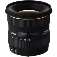 Sigma 10-20mm f/4-5.6 EX DC HSM Lens for Canon EF Mount (Import)