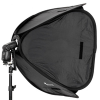 Portable Speed Light Strobe Soft Box 32 inch 80cm