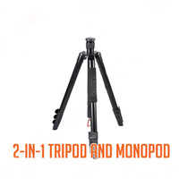 Jusino X-426 Aluminium Tripod Kit with Pan Head