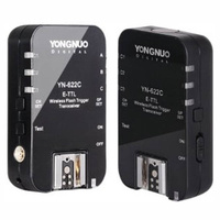 Yongnuo YN-622 Transceivers TTL HSS for Canon
