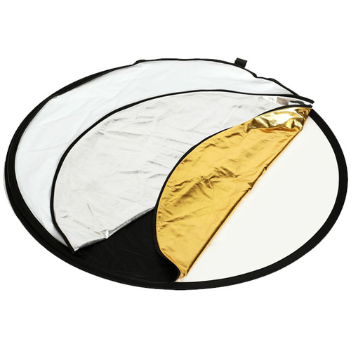 7 in 1 Professional Photography Circle Reflector - 43'' (109cm)