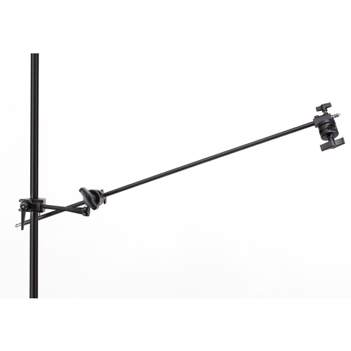 Pro Clamp with Light Spigot Arm Adapter and Boom Arm for Autopole System