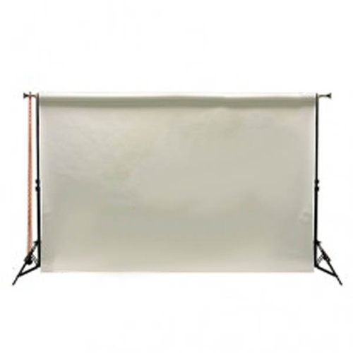 Double Vinyl or Heavy Background Backdrop Stand 2.8m (H)
