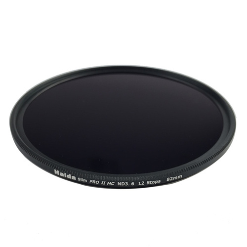 Haida HD3212 12-Stop Neutral Density Camera DSLR Lens ND Filter from 77mm