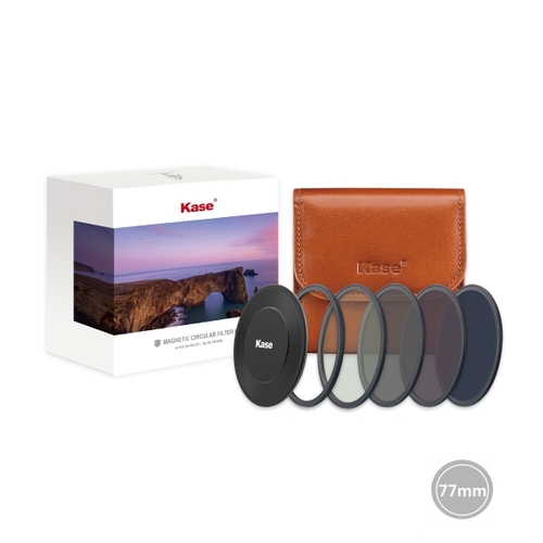 Kase Magnetic Wolverine Shock proof Lens Filters - Professional ND Kit