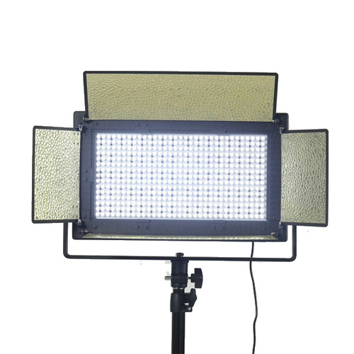 Menik 500 LED Video Photography Light with Barn Doors