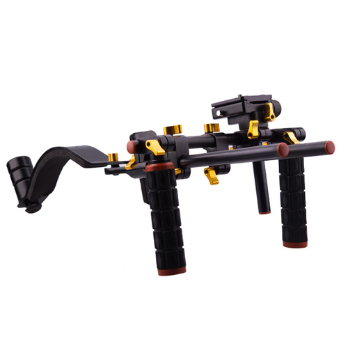 MagicRig Camera Stabiliser with Shoulder Mount