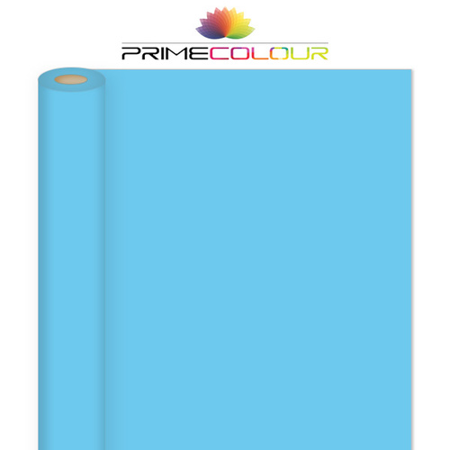 PrimeColour Baby Blue Photography Paper Roll Backdrop 1.36m x 10m (Half Length)