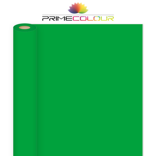 Primecolour Chroma Green Photography Paper Roll Backdrop 2.72m x 10m