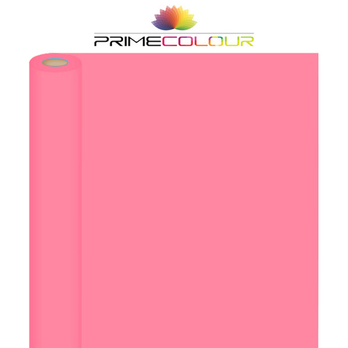 PrimeColour Pastel Pink Photography Paper Roll Backdrop 2.72m x 10m