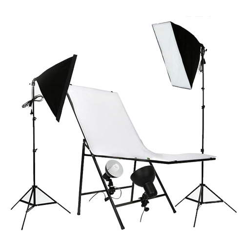 Shooting Table Soft Box Lighting Set 60cm x 130cm