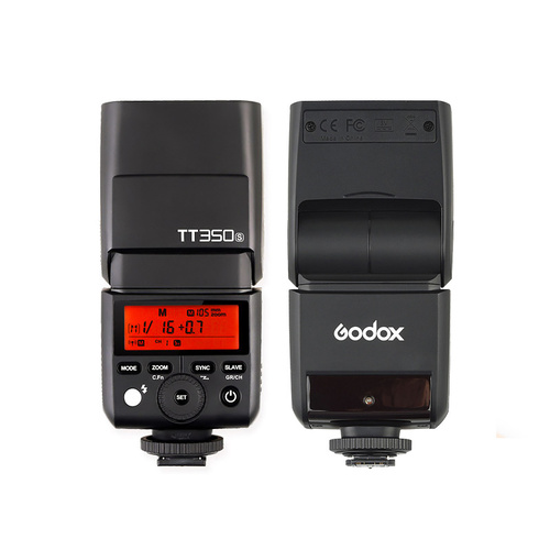 Godox TT350 2.4G TTL Flash Speedlite Mirrorless Camera