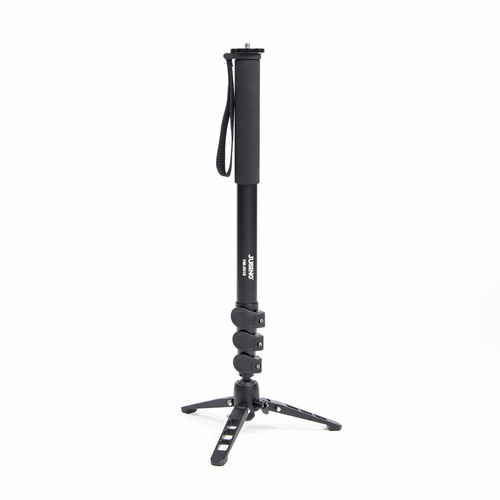 Jusino VM-361E Professional Monopod with Lever Lock Version 2 with locking ball feet