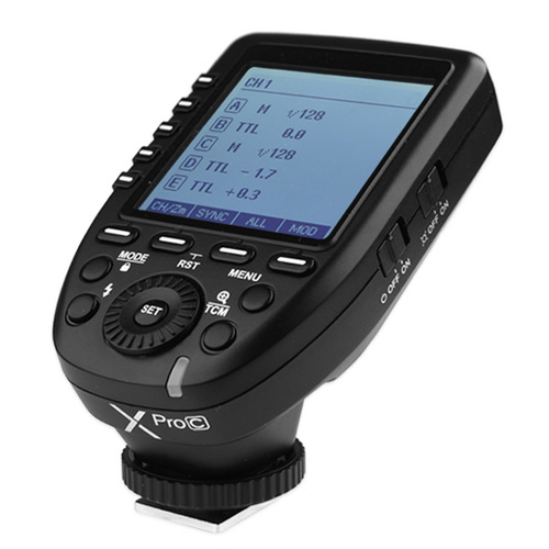Godox XPro Wireless Flash Trigger for X1 System Canon