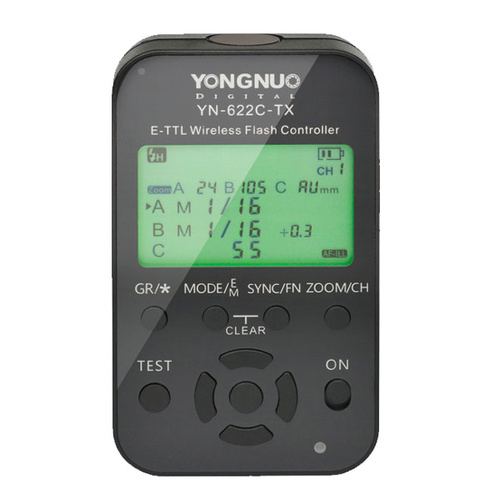 Yongnuo YN622C-TX Flash Controller for Canon