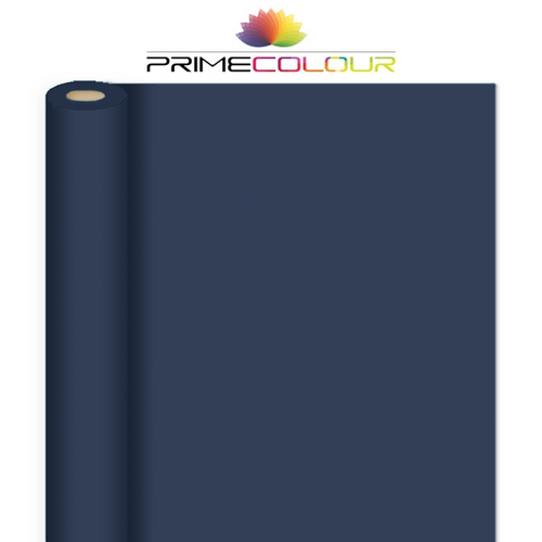 Navy Blue 2.72m x 10m Full Width Paper backdrop background Roll